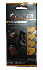 ZAGG INVISIBLE SHIELD Premium Screen Protection for Samsung Galaxy S3 Mini - NEW
