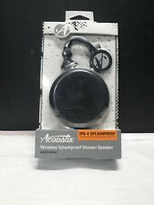 Acoustix  Wireless splashproof shower  Speaker IPX-4