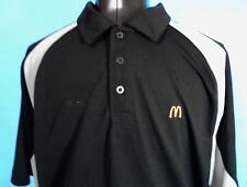 McDONALD'S Polo Shirt Uniform (L) McDonalds Apparel Collection