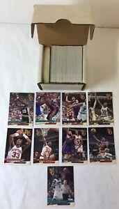 1993-94 Fleer Ultra basketball FULL COMPLETE SERIES 1 SET #1-200