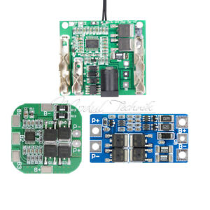2S 4S 5S 10A 20A 18650 Li-ion Lithium Battery BMS PCM PCB Protection Board