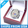 FROM USA - NEW ENGLAND PATRIOTS 2019 Ring Official Super Bowl LIII Championship