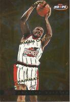 CHARLES BARKLEY Chairman of the Boards Hoops 1997-98 NBA Basketball Card