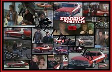 Starsky & Hutch 1976 Gran Torino Poster 11x17! Buy any 2 Posters Get 3rd FREE!!!