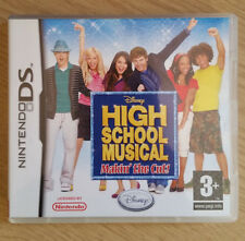 Nintendo DS High School Musical Making the Cut Game - FREE UK P&P