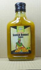 200 ml Hot Pepper Scotch Bonnet sauce de Dees Caribbean de Jamaïque