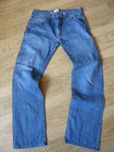 mens levi 501 jeans - size 34/33 good condition