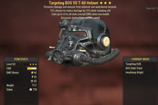Fallout 76 PC LEGENDARY POWER ARMOR Unyielding T-60 Sentinel (6x AP)
