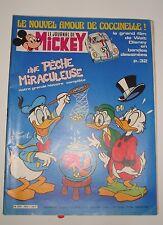 LE JOURNAL DE MICKEY HEBDOMADAIRE N°1635