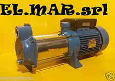Elettropompa Multigirante HP 2 Trifase pompa Kw 1,5 Wortex MULTIG-40T centrifuga