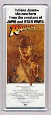 RAIDERS OF THE LOST ARK - TALL movie poster FRIDGE MAGNET- HARRISON FORD!