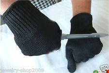 Police Cut-resistant Thick Stainless Steel Wire The Cut Puncture-proof Gloves