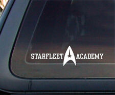 Starfleet Academy Alumni Star Trek Car Decal / Sticker - 7""
