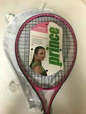 Prince Junior Tour 25 Tennis Racquet Blk/Pink