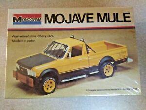 Monogram MOJAVE MULE 4 Wheel Drive Chevy Luv Original 1976 Factory ReleaseSealed
