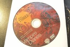 The Vampire Diaries First Season 1 Disc 3 Replacement DVD Disc Only*