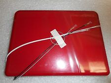 0T133H NEW Dell Inspiron Mini 9 Red LCD Cover  *LAA01* T133H