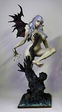 Succubus female demon Incubus design 1/6 Unpainted Figure Model Resin Kit