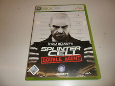 XBox 360  Tom Clancy's Splinter Cell - Double Agent (5)