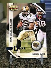 2010 Gridiron Gear #94 Reggie Bush Rare Platinum Blue O Parallel SSP /25!!!