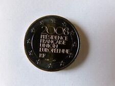 PIECE DE 2€ COMMEMORATIVE FRANCE 2008 NEUVE