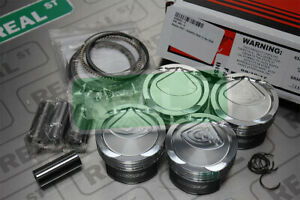 Manley 86.50mm -11.4cc 10.0:1 Pistons For Subaru BRZ FR-S FA20 4U-GSE 632605C-4