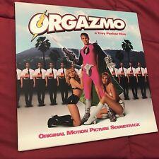 Orgazmo Trey Parker Motion Picture LP Soundtrack Vinyl Promotional Copy