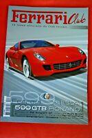 FERRARI revue magazine club France n°8 année 2006 SEPTEMBRE  - rare collector