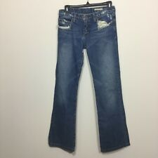 Chip and Pepper Sorority Girl Distressed Destroyed Jeans