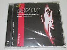 PINO DONAGGIO/BLOW OUT - OMP MGM SOUNDTRACK(PROMETHEUS PCR 515) CD ALBUM