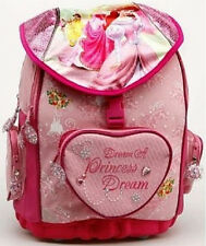 PRINCESAS Disney mochila Cartera Princesa Primaria Colegio H:43cm L:30cm