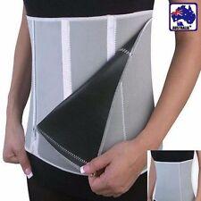 Slimming Belt Waist Trimmer Burn Fat Weight Loss Belly Shaper Large OWAIS 5552
