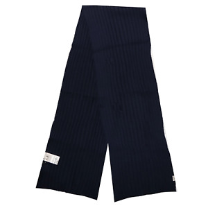 CP Company Wool Scarf Navy