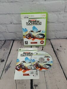 Burnout Paradise The Ultimate Box Xbox 360 UK PAL **PLAYABLE ON XBOX ONE**