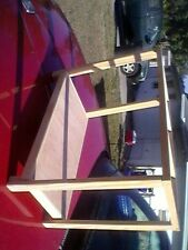 canopy bed frame for american girl doll
