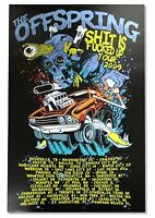 Offspring Hydro Wall Poster New Official Band Merch