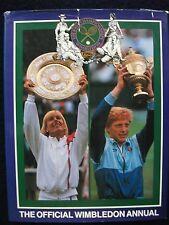 Wimbledon anual (oficial) 1986