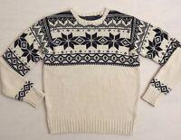 $350 Polo Ralph Lauren Crewneck Nordic Cashmere Angora Sweater Jumper L XL XXL