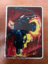 "1992 Marvel Masterpieces PRISM ""Vending Machine Sticker"" GHOST RIDER (Joe Jusko)"