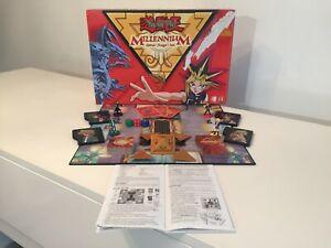 Yu-Gi-Oh | Millenium Board Game | Juego Jen Mattel | Complete