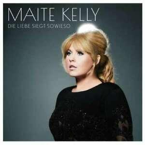 NEU CD Maite Kelly - Die Liebe siegt sowieso - limitierte Deluxe Edition NEU OVP