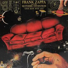 Frank Zappa And The Mothers of Invention ‎– One Size Fits All - LP 1975 SPAIN
