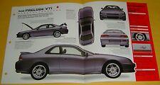 1999 Honda Prelude VTi Motegi VTEC 2.2 liter 2157cc FI IMP Info/Specs/photo 15x9