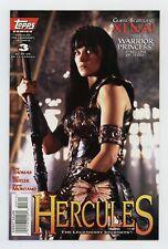 Hercules the Legendary Journeys #3B FN 6.0 1996