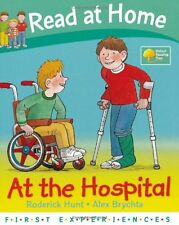 READ AT HOME __ AT THE HOSPITAL __ RODERICK HUNT __ NEW HARDBACK __ FREEPOST UK