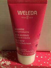Weleda Wild Rose Creamy Body Wash  1.7 OZ/ 50ml   Brand New Fresh 🌹🌹