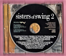SISTERS OF SWING CD Vol 2 Mary J Blige Gabrielle Truce Janet Jackson Brownstone