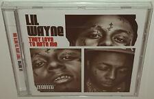 LIL WAYNE THEY LOVE TO HATE ME ME (2015) BRAND NEW SEALED CD