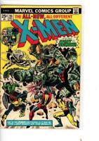 Uncanny X-Men #96, FN 6.0, 1st Appearance Moira McTaggert; Wolverine