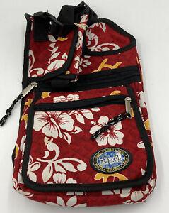 HAWAII SPIRIT Island Messenger Cross Body Side Shoulder Purse Bag Travel